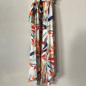 Tommy Bahama Dresses - Tommy Bahama tropical shirt dress size s/p